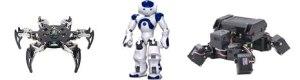 mobile-legged-robot